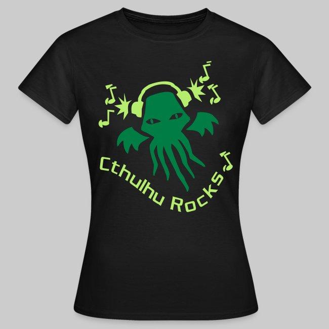 WTEdhg: Cthulhu Rocks (2 colours)