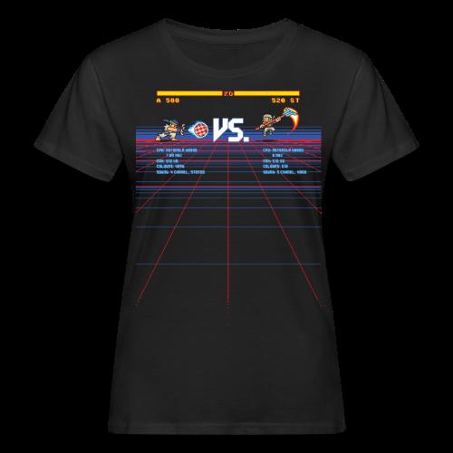 A 500 VS. 520 ST - Women's Organic T-shirt