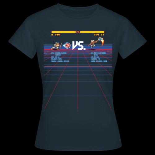 A 500 VS. 520 ST - Women's T-Shirt