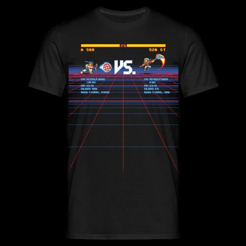 A 500 VS. 520 ST - Men's T-Shirt