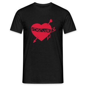 ValentineForever - Men's T-Shirt