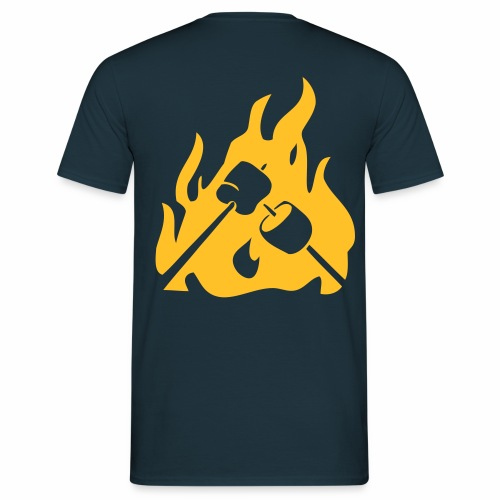 Marshmallow - T-shirt Homme