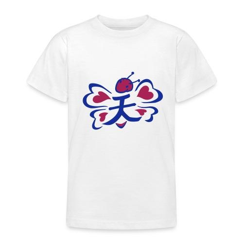 Butterfly Kids - Teenager T-shirt