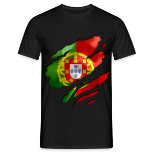 T-SHIRT PORTUGAL - T-shirt Homme