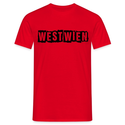 WEST WIEN SHIRT - Männer T-Shirt