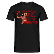 T-Shirts ~ Men's T-Shirt ~ MOTHER F@#$IN M