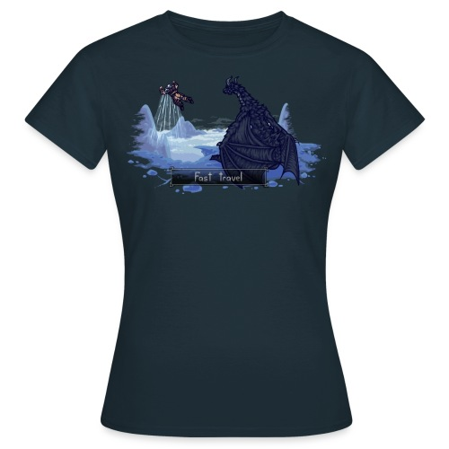 FAST TRAVEL F - Women's T-Shirt