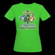 T-Shirts ~ Women's Organic T-shirt ~ STEREOTYPICAL AUSTRALIAN F