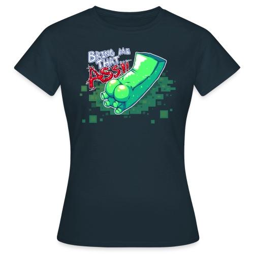 THAT ASS F - Women's T-Shirt