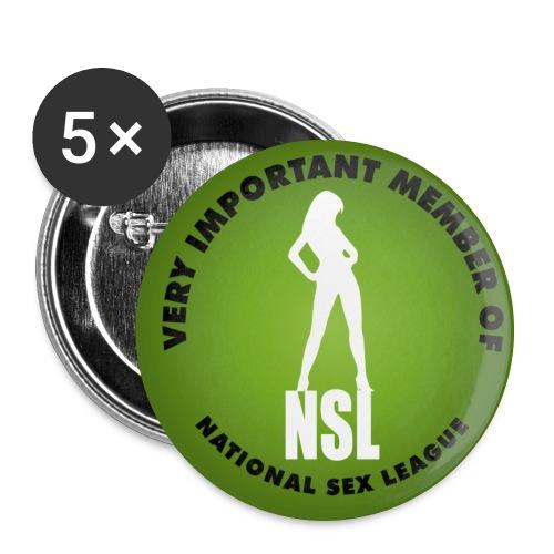 Rintamerkki - NSL - Rintamerkit isot 56 mm