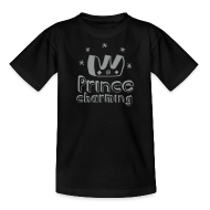 Shirts ~ Teenage T-shirt ~ Little prince charming