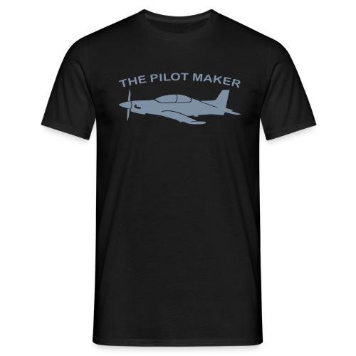 The Pilot maker - Männer T-Shirt
