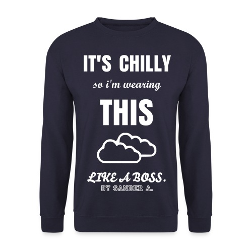IT'S CHILLY - Herre sweater