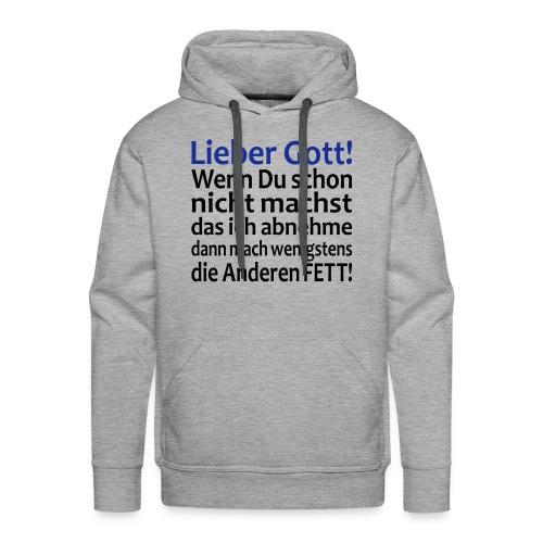 FETT - Männer Premium Hoodie