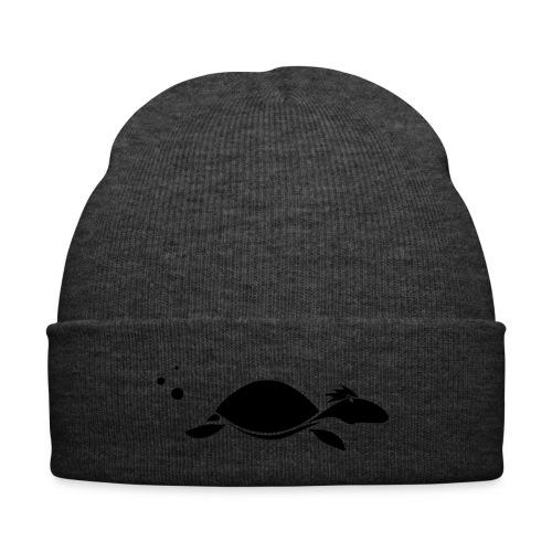 Turtle Mütze grau - Wintermütze
