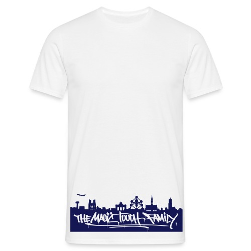 Skyline - Men's T-Shirt