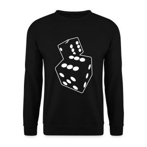 Mens 'DICES' Sweatshirt - Men's Sweatshirt
