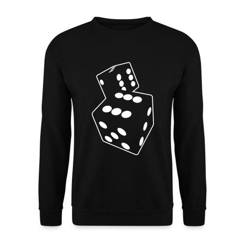 Mens 'DICES' Sweatshirt - Men's Sweatshirt