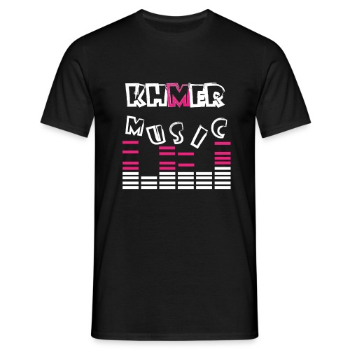 khmer music - T-shirt Homme