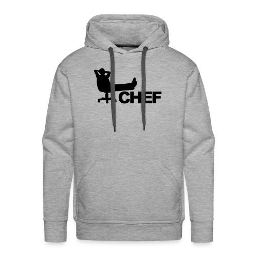 Chef-Shirt - Männer Premium Hoodie