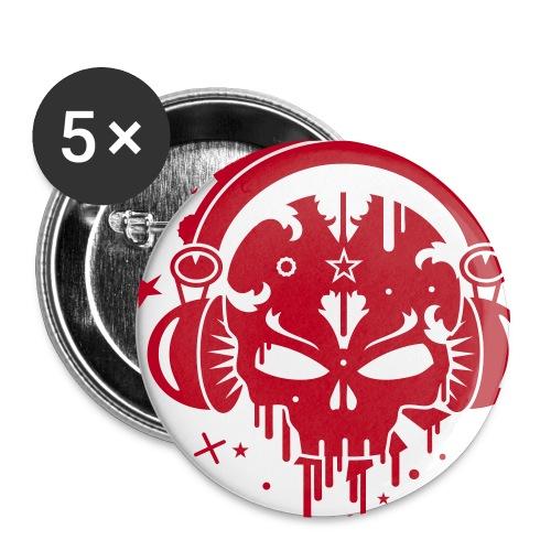 DJ Badge - Buttons medium 32 mm