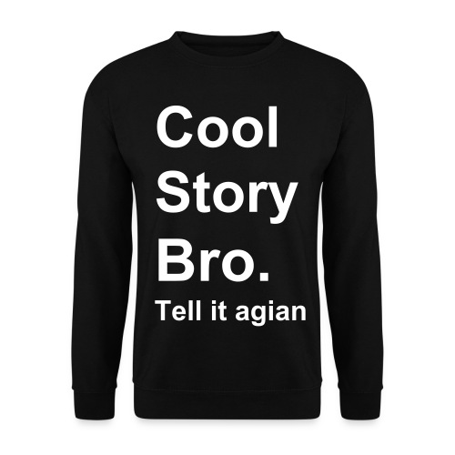 Cool story Sweatshirt - Herre sweater