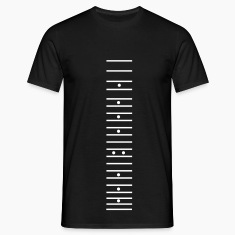 fret - guitar neck vector T-Shirts
