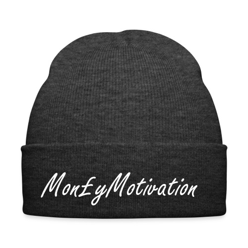 Money Motivated Beanie  - Winter Hat