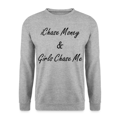 Mens Money Motivated Jumper - Men's Sweatshirt