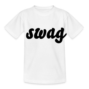*zomer-collectie* swag  - Teenager T-shirt