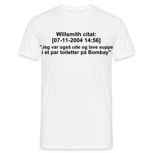 Bombay white - Men's T-Shirt