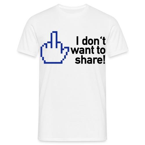 Facebook - Herre-T-shirt