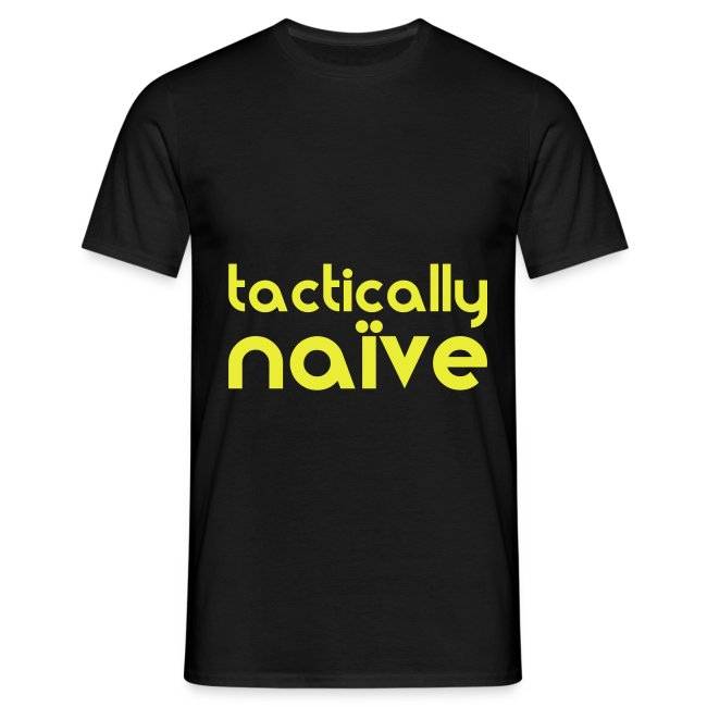 Tactically Naive (Claret/blue)