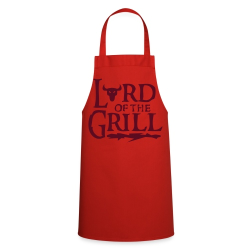 Lord of the Grill - Cooking Apron