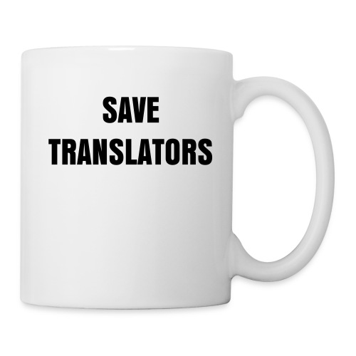 SAVE TRANSLATORS MUG - Mug