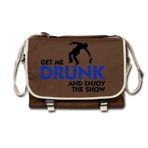 Get me Drunk Shoulder Bag - Shoulder Bag