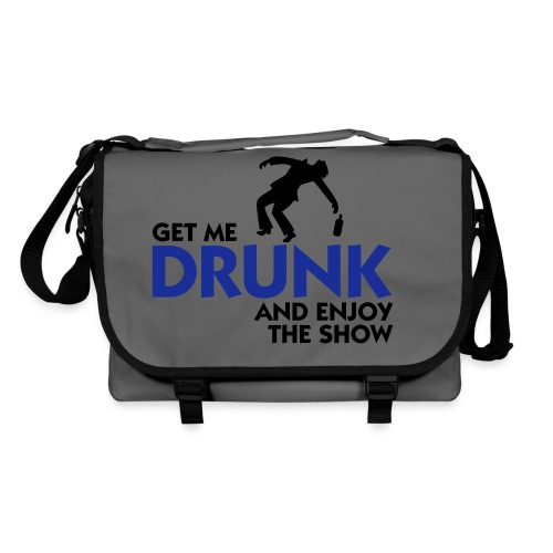 Get me Drunk Shoulder Bag - Shoulder Bag
