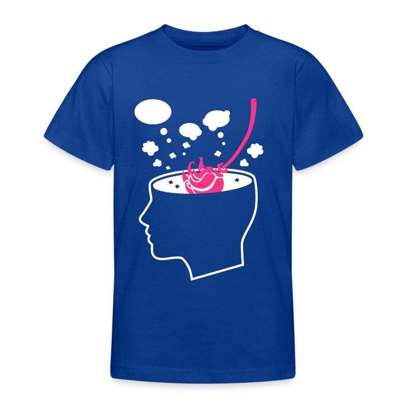 brain ideen denken t shirt spreadshirt. Black Bedroom Furniture Sets. Home Design Ideas