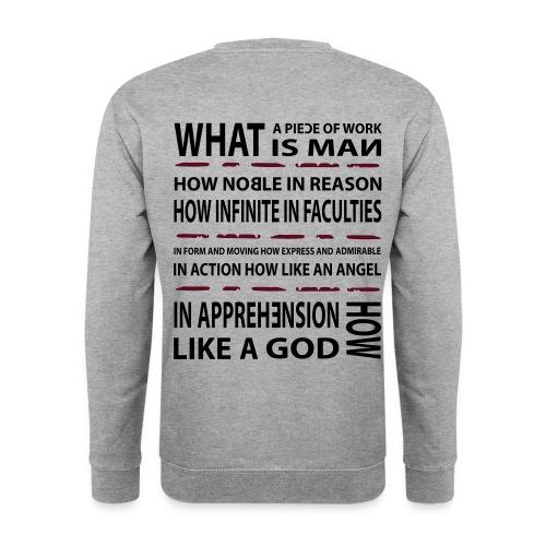J.N.A - Herre sweater