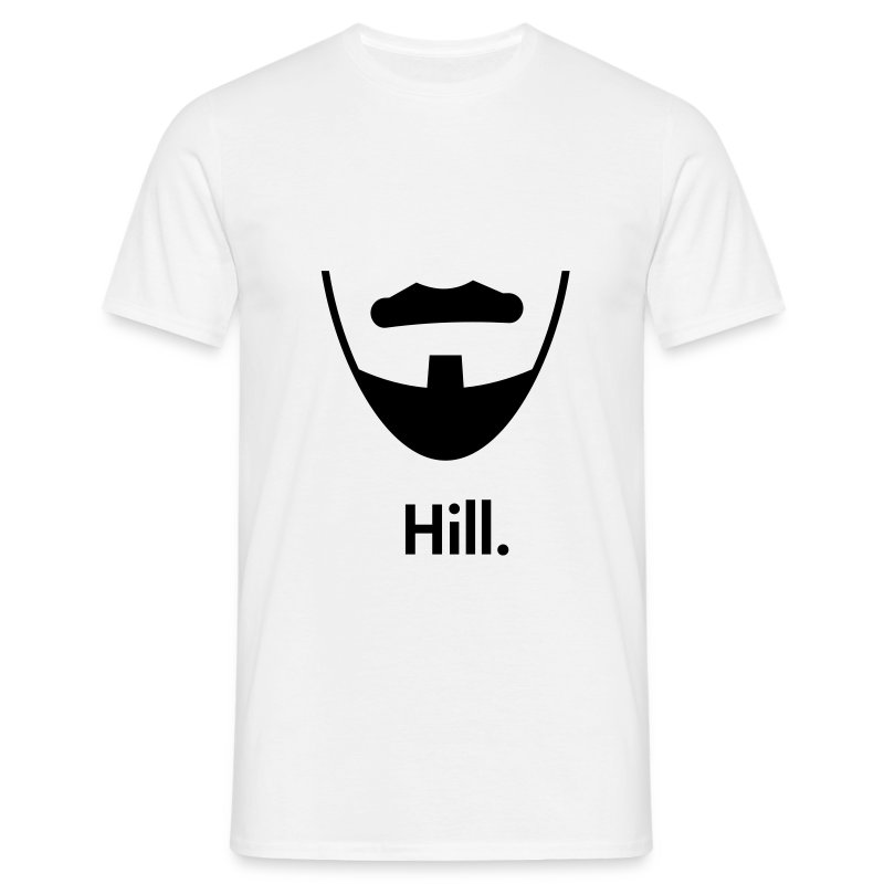 Football Chins - Hill - Men's T-Shirt
