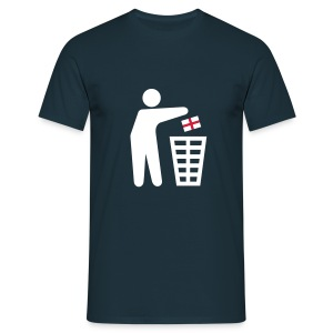 Keep Tidy - England - Men's T-Shirt