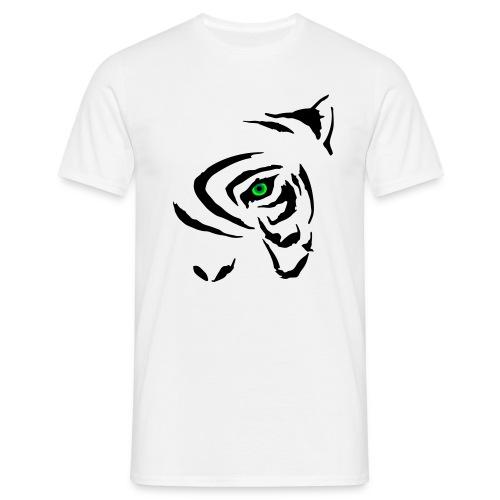 T-shirt Tigre Tribal - T-shirt Homme