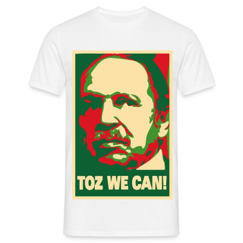 Toz We Can - T-shirt Homme