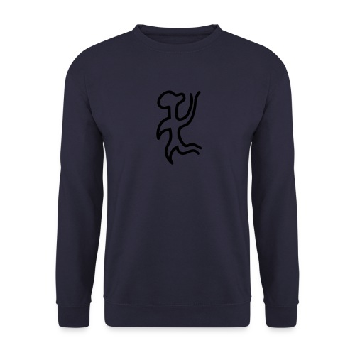 c-mans man - Men's Sweatshirt