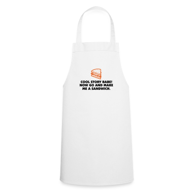 Cool Story Babe 1 (2c)++  Aprons