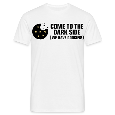 Come To The Darkside 2 (3c)++ T-Shirts