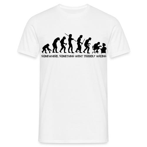 EVOLUTION - Maglietta da uomo