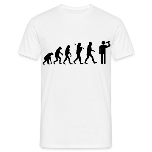 EVOLUTION (2) - Maglietta da uomo
