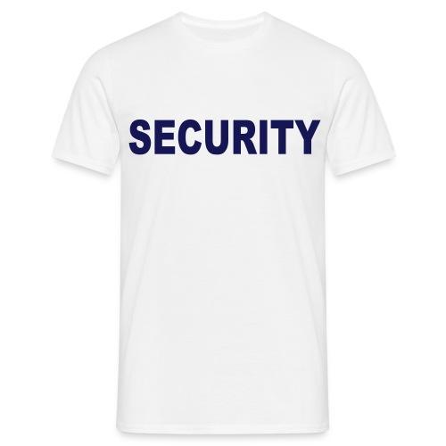 SECURITY - Maglietta da uomo
