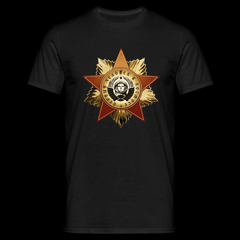 Kosmonaut Orden - Men's T-Shirt